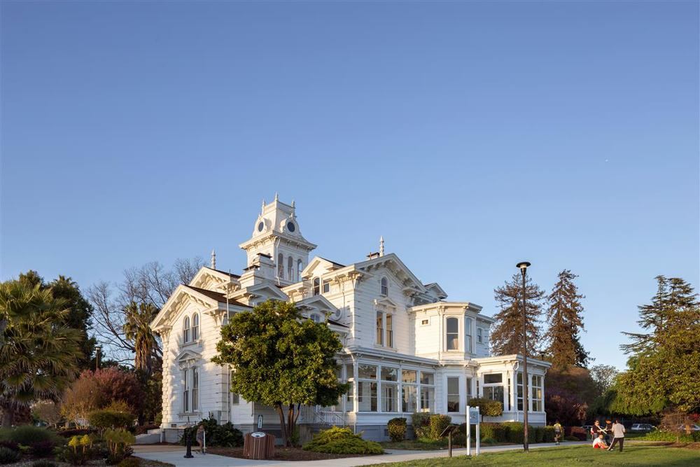 240 Hampton Rd., Hayward, CA - *1869 - Architectural style: 2nd Emire, Italian Villa