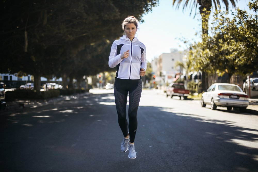 My Running Routine Lee From America