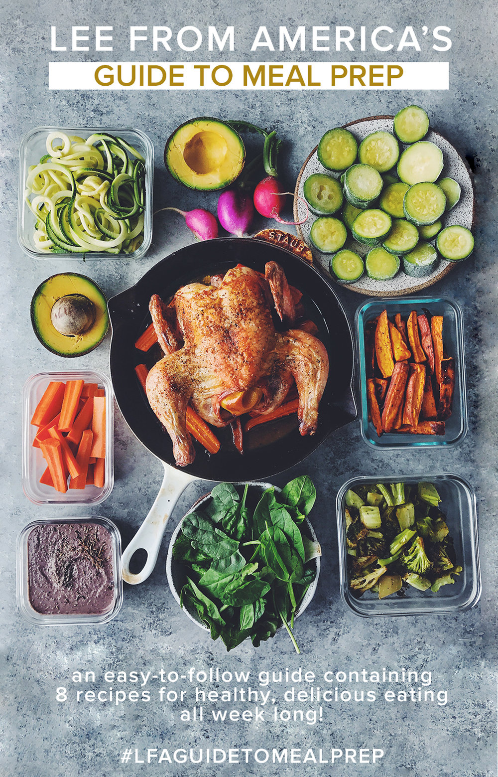 Products lee from america lee from americas guide to meal prep forumfinder Image collections