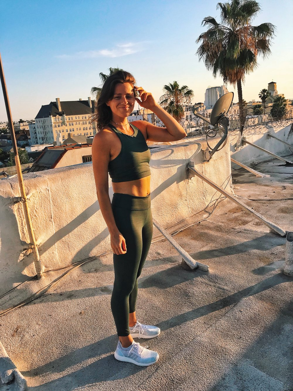 Athleisure Lee From America