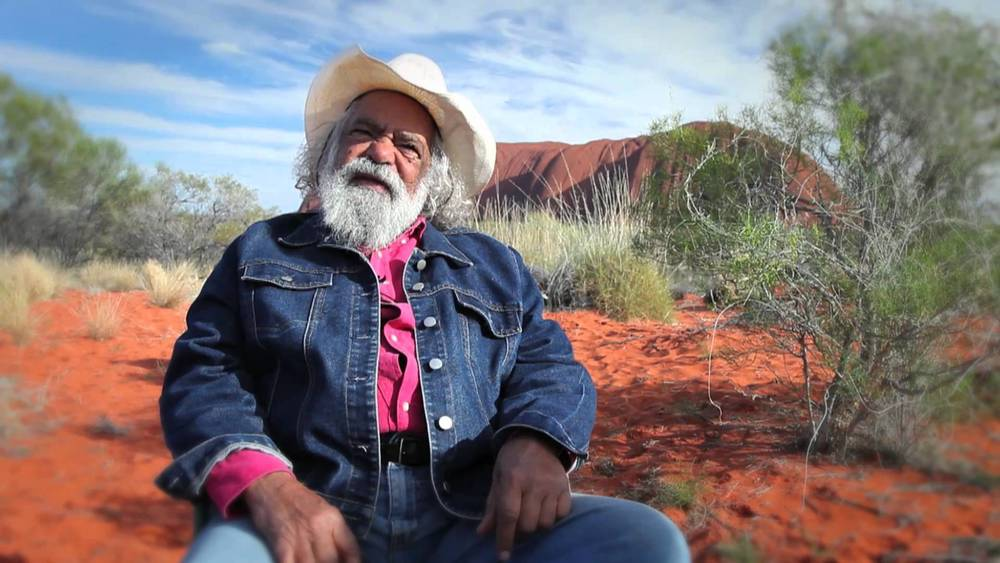 UNCLE BOB RANDALL TRADITIONAL CUSTODIAN ULURU