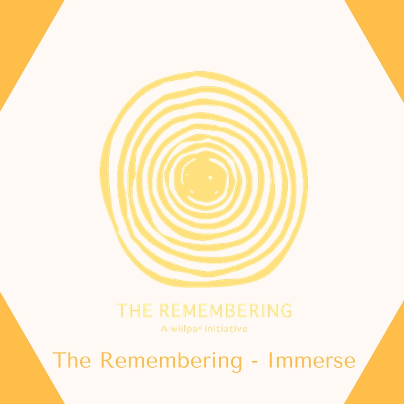 The Remembering - Immerse - part of the National Sustainable Living Festival 2017.jpg
