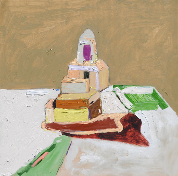 Pyramid, 2010, Private Collection