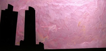 Development 2007-2008 Oil, Alkyd, Pigment on Canvas on Panel 29.5 inches x 59 inches.jpg