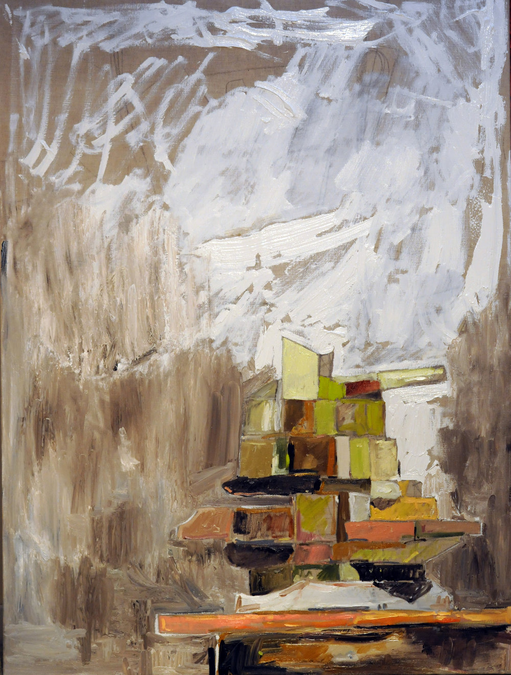 Brink II, 2011, Private Collection New York