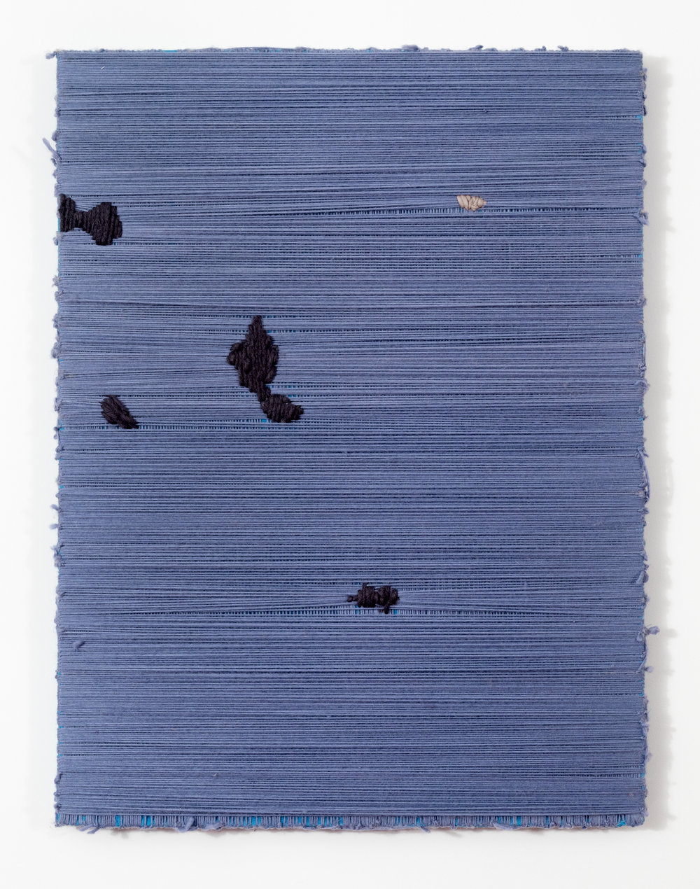 System 11 2016 48 by 36 inches Wool and Linen