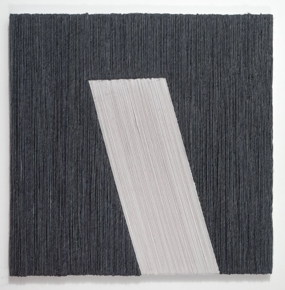 Pattern 34 2017 Wool and Linen 48 x 48 inches