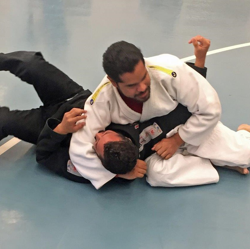 Photo Credit: Blind Judo Foundation