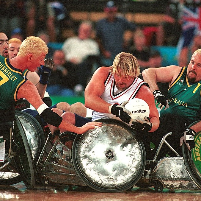 Photo Credit: Australian Paralympic Committee via Wikimedia Commons