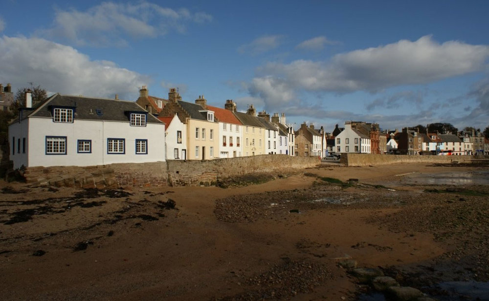 To learn more about the history of Anstruther and it's location in the East Neuk, visit The Town page, by clicking the image above.