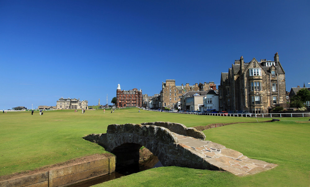 Planning to golf with friends? Explore the many East Neuk golf courses including the historic St. Andrews. For more information about golf packages visit our Golf page, by clicking the image above.