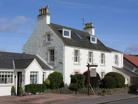 The Peat Inn in St. Andrews