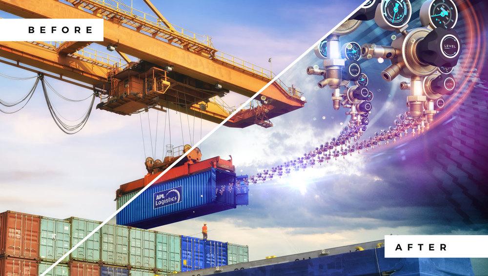 Logistics Calendar Design : Apl logistics calendar — tethos
