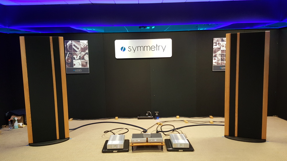 Audio Alchemy with Magnepan speakers at 2015 Hi-Fi Live
