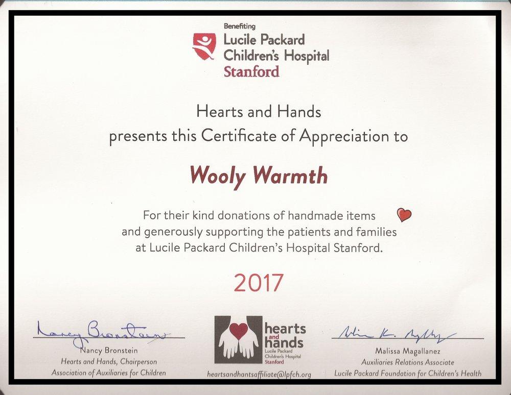 Lucille Packard Certificate.jpg