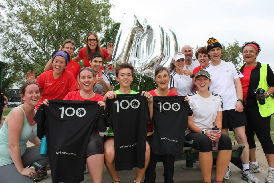 Celebrating milestones is what we do best at parkrun