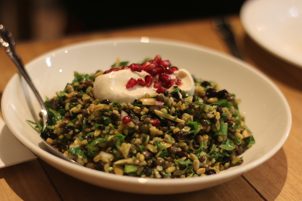 Kipriaki Salata Dimitriakon Cypriot salad at Hellenic Republic