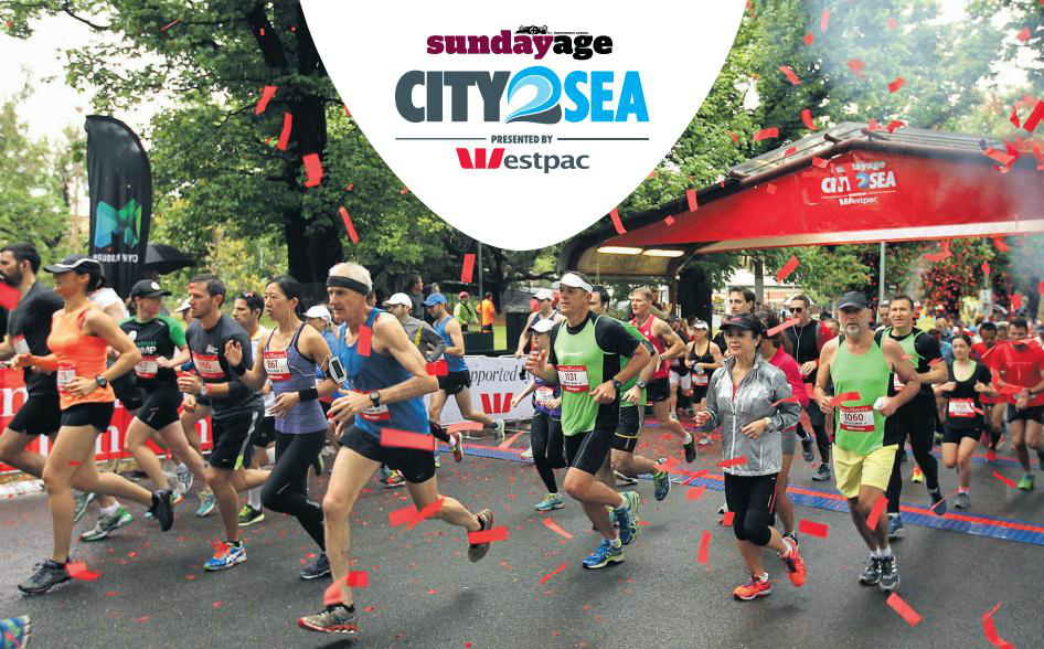 The start line   Photo credit: City2Sea