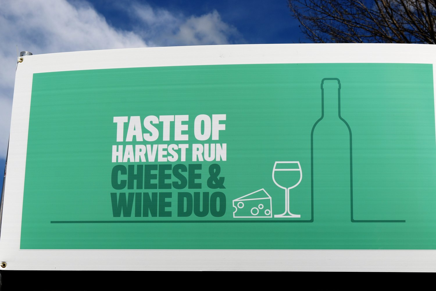 the harvest run, yarra valley
