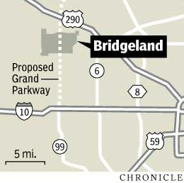 Bridgeland - 2009-05-23 - Location map