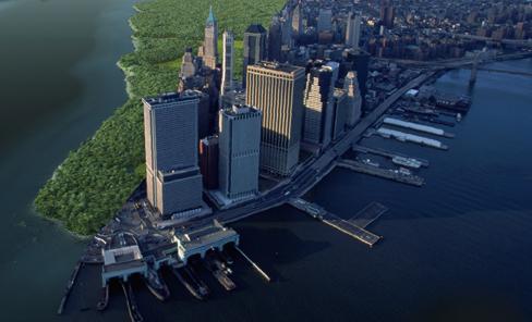 ENVIRO - 2009-05-20 - Mannahatta-Manhattan view of Lower Manhattan Island