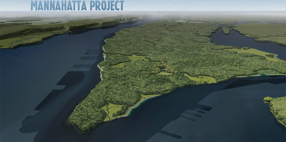 ENVIRO - 2009-05-20 - Mannahatta Project