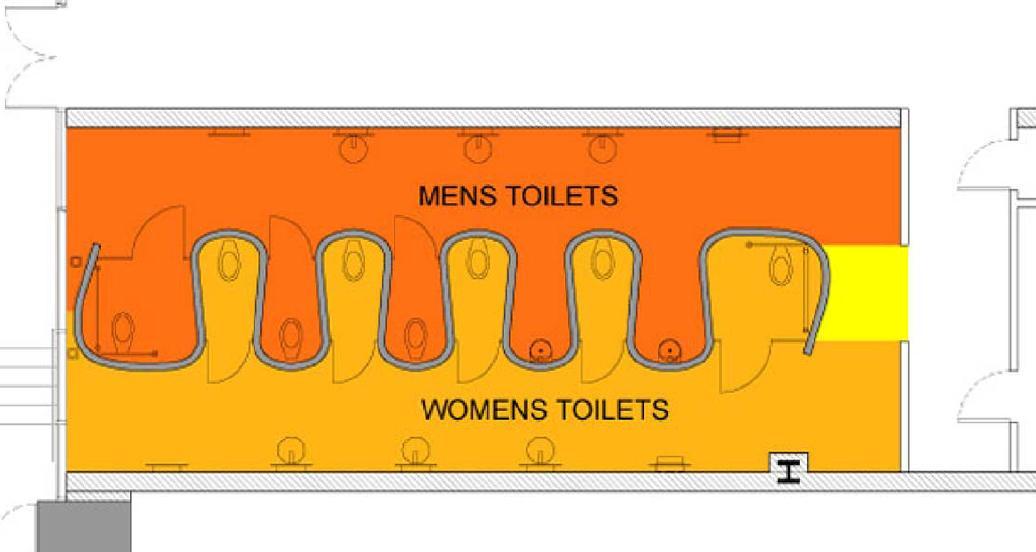 2009-06-05 - Milstein Hall restrooms