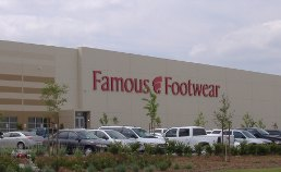 Famous Footwear Warehouse, Lebec, CA