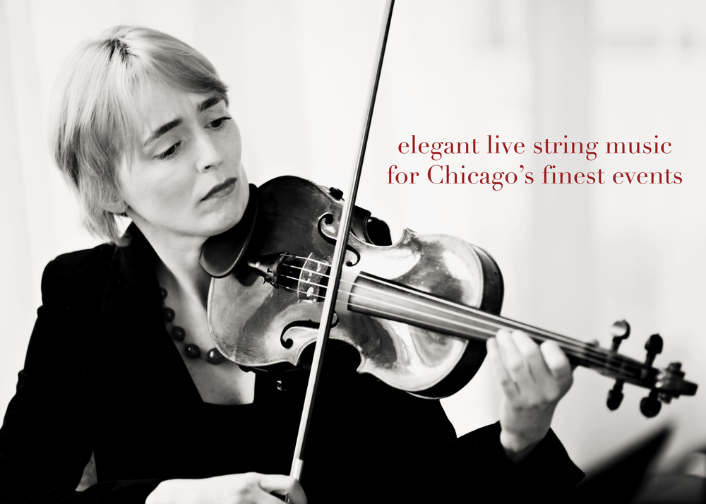 Elegant String Ensembles for Chicago's Finest Events