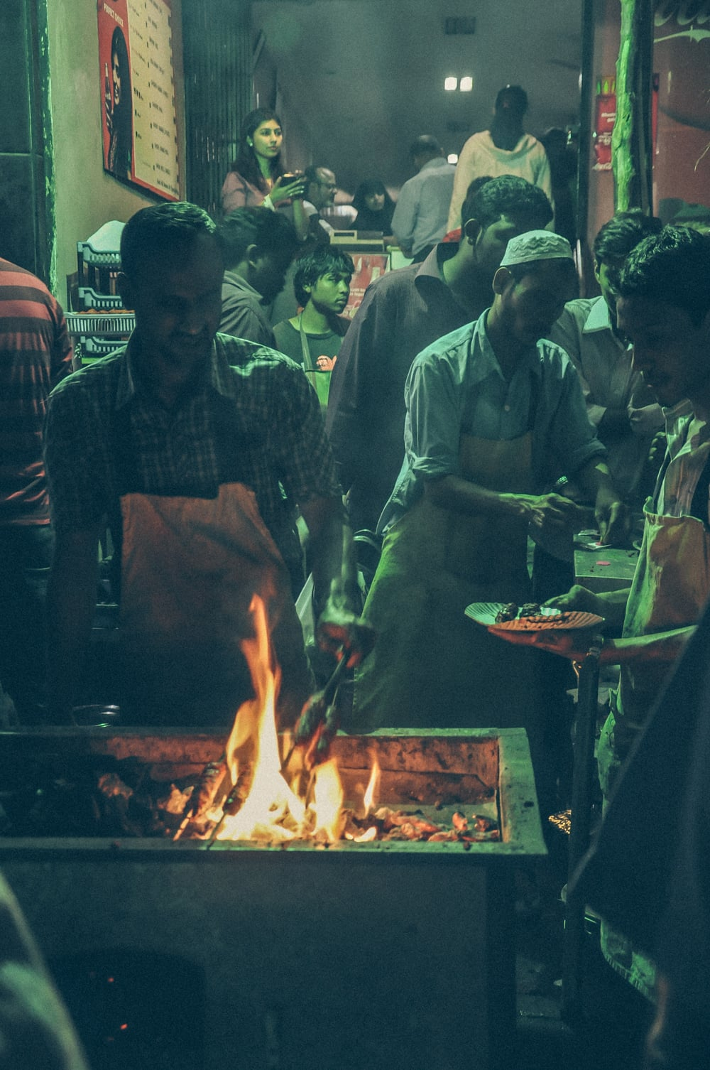 Street food will always have its way of using flavours, and affordability to dull any bias.