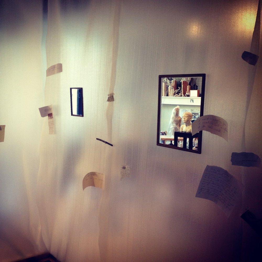 my peek box for open atelier 2014