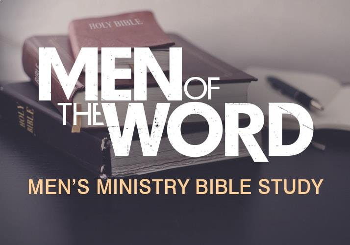 Men's Bible Study — Campbell Seventh-day Adventist Church