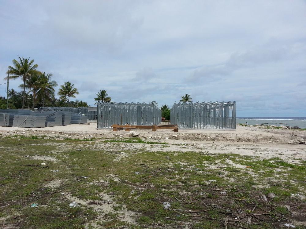 Asylum Seeker's new homes