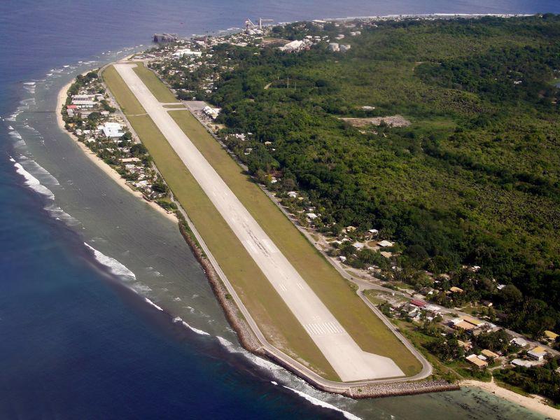 Nauru Airstrip