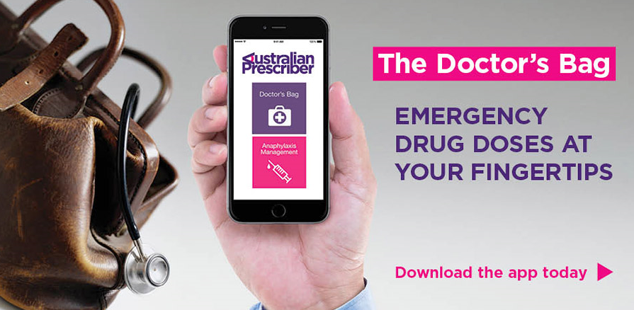 http://www.australianprescriber.com/resources/the-doctors-bag