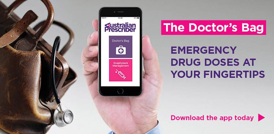 http://www.australianprescriber.com/resources/the-doctors-bag