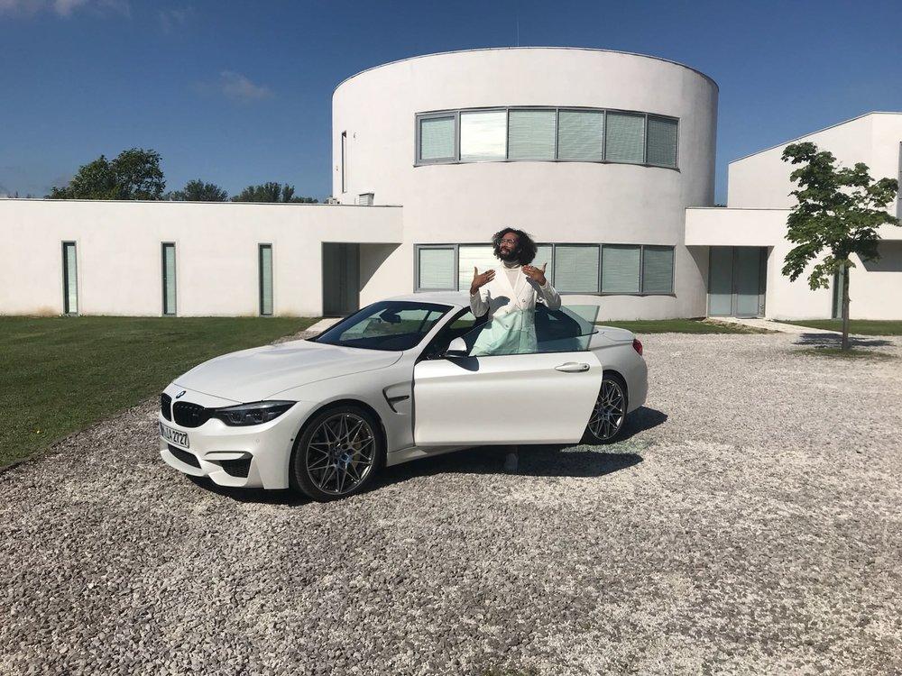 BMW M-Town (2018)