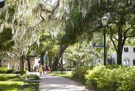 Walk or bike to Rollins College