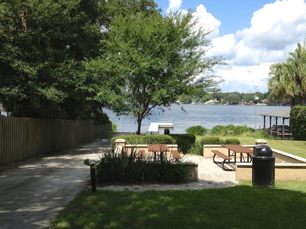 Deeded Access to Winter Park Chain of Lakes - walking distance