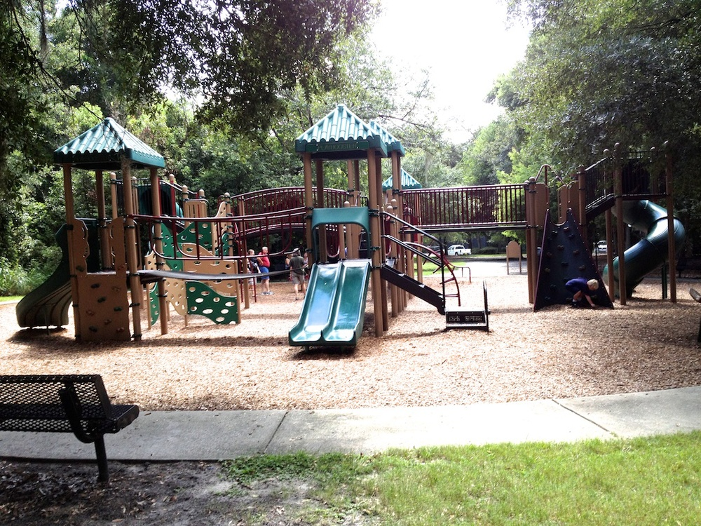 One of the many amenities inside Maitland Community Park