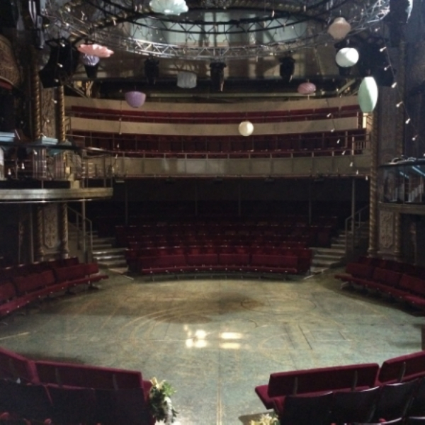 photo of The Old Vic 2015.