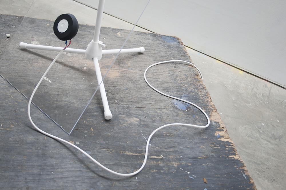 Wind Chimes, detail, Geoff Mullen