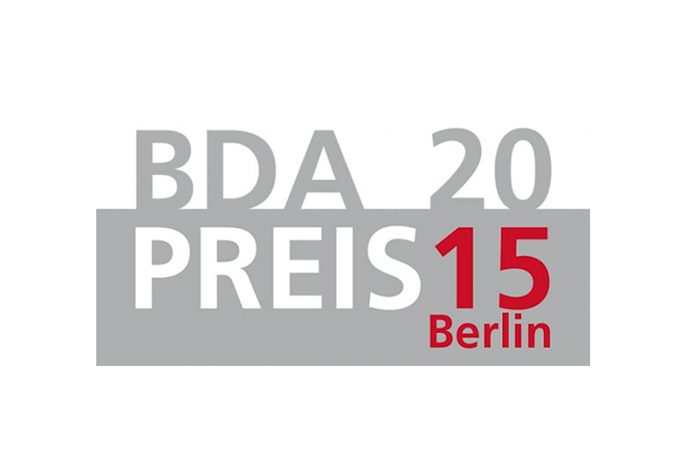 BDA PREIS BERLIN 2015