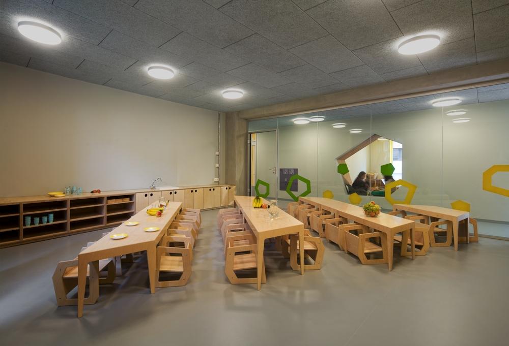 Childrens' restaurant