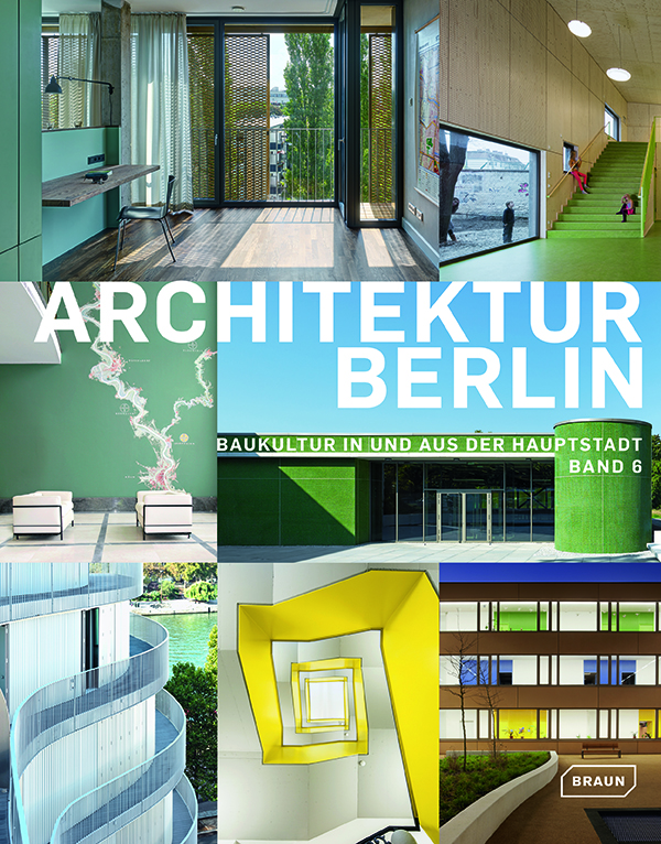 Cover - ARCHITEKTUR BERLIN BAND 6
