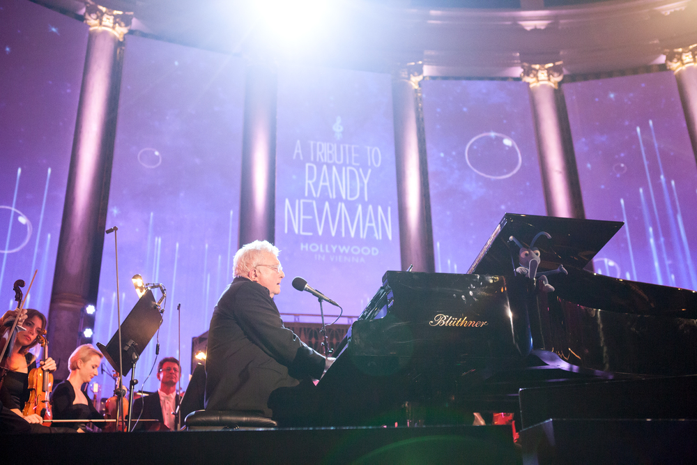 Randy Newman, Hollywood in Vienna