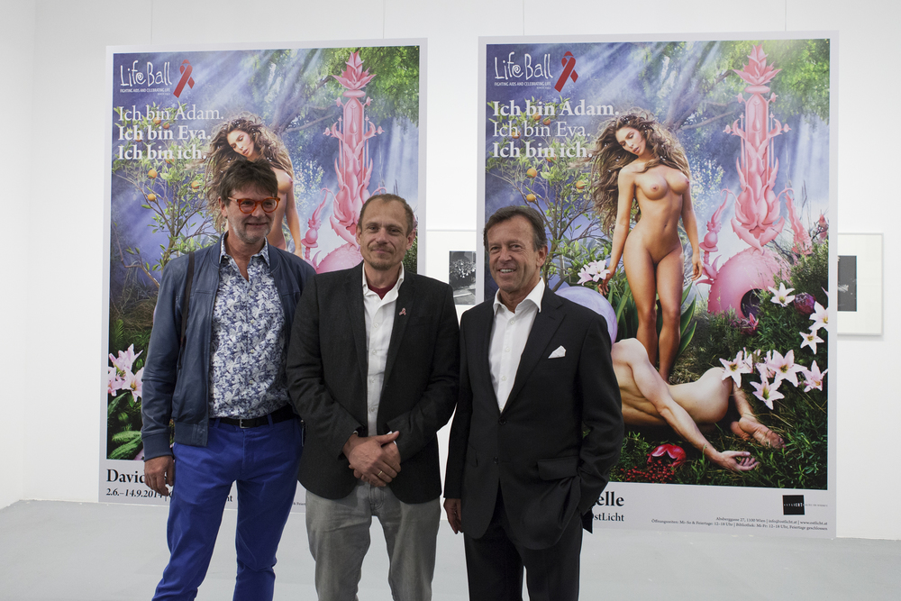presentation of life ball poster 2014