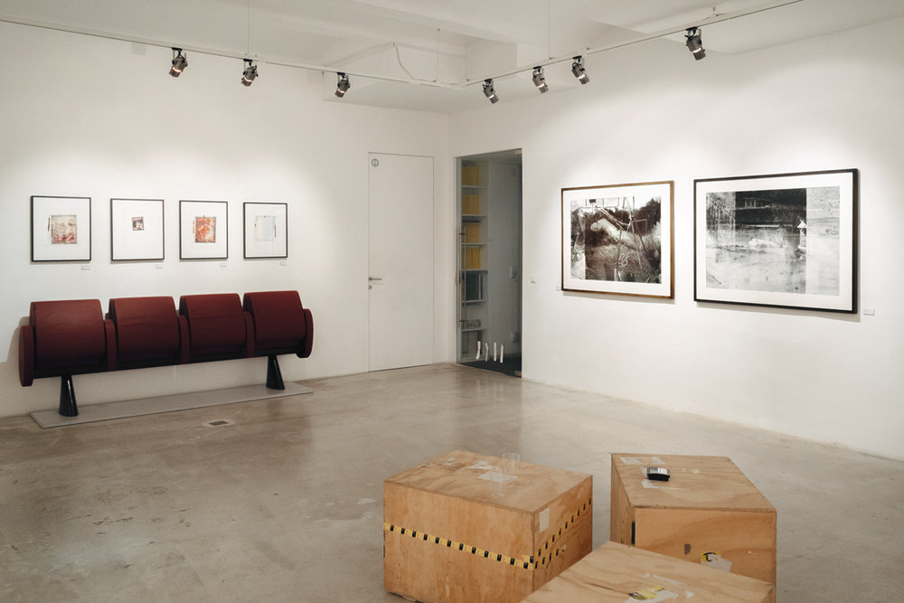exhibition view by Gerd Schneider