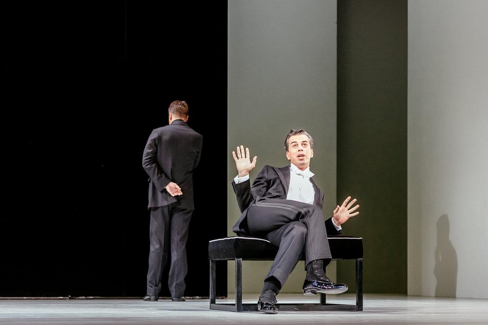 Michael Dangl, Matthias Franz Stein
