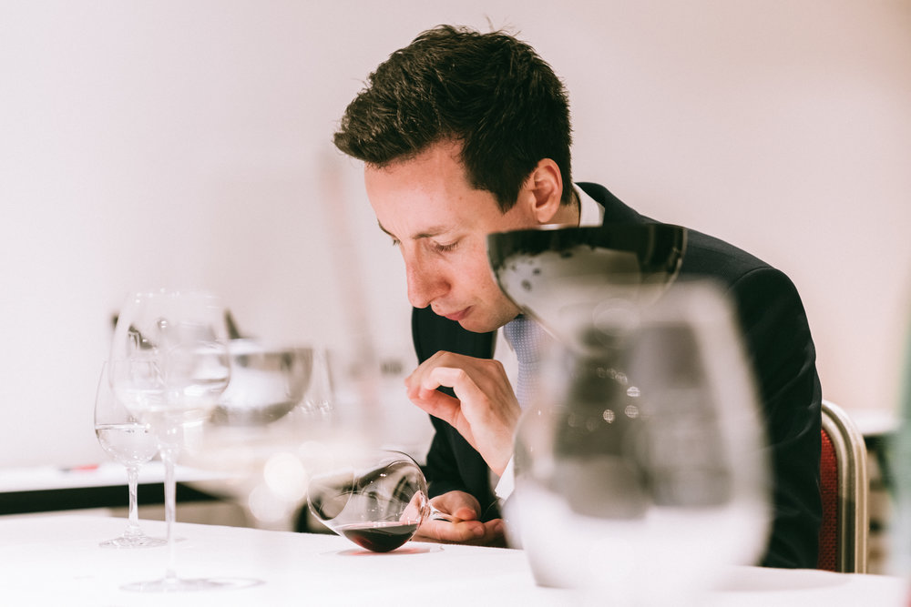 Best Sommelier of Austria 2018